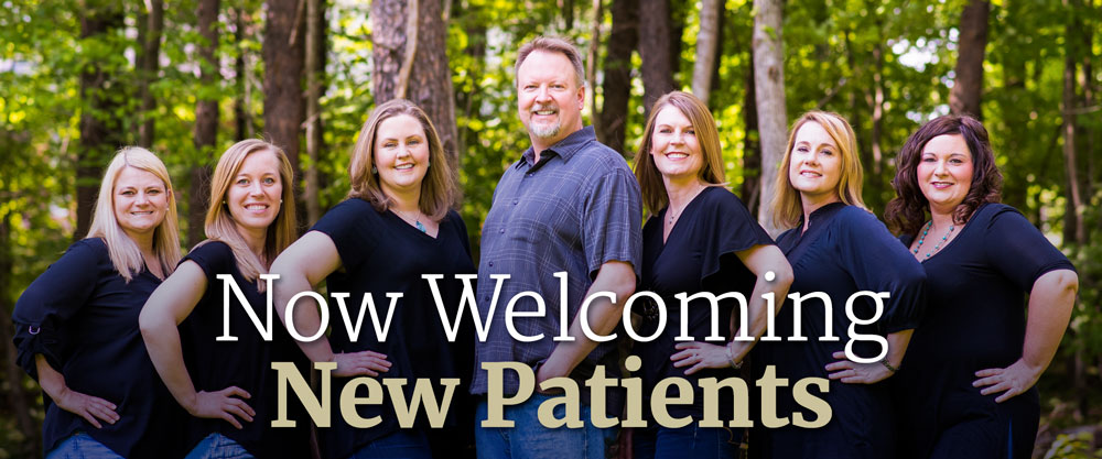 Now Welcoming New Patients